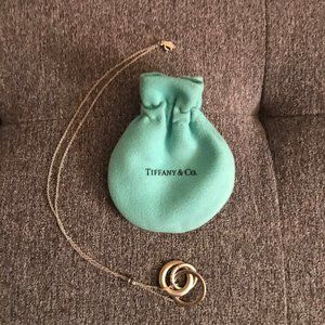 Tiffany & Co, Interlocking Circles Pendant
